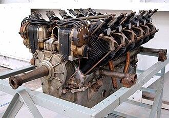 V12 engine - Renault V12 aeroengine