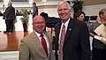 Rep. Brooks with Bill Hopkins, superintendent of Morgan County schools. (20532012462).jpg