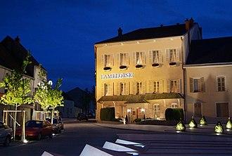 Jacques Lameloise - Lameloise à Chagny-en-Bourgogne