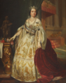 Retrato de la reina Isabel II de España.png