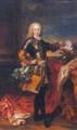 Retrato do Príncipe D. José (c. 1725) - Domenico Duprà (Tecto da Sala dos Tudescos, Paço Ducal de Vila Viçosa).png