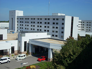 UNC Rex Healthcare Hospital in North Carolina, United States