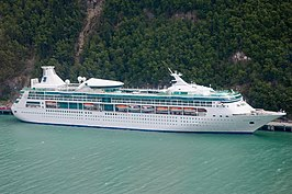De Rhapsody of the Seas
