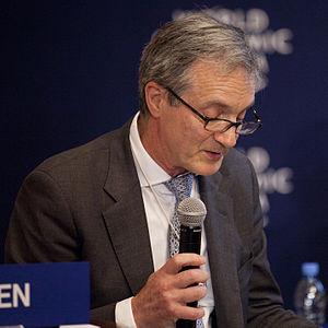 Richard Dowden - Richard Dowden at the World Economic Forum on Africa in 2012