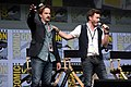 Richard Speight, Jr. & Rob Benedict (36082167612).jpg