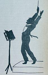 Schattenriss von W. Bithorn (Quelle: Wikimedia)