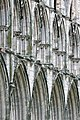 Rievaulx Abbey - Inside view of the northeastern face of the Presbytery.jpg