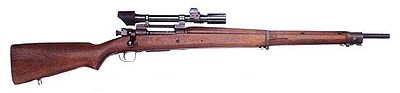 Rifle Springfield M1903A4 with M84 sight.jpg