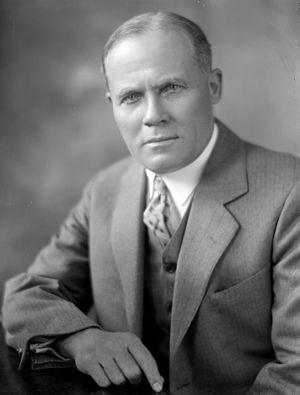 Louisiana gubernatorial election, 1928 - Image: Riley J Wilson