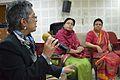 Rimi Barnali Chatterjee - Open Discussion - Womens Contribution to Wikipedia - Bengali Wikipedia 10th Anniversary Celebration - Jadavpur University - Kolkata 2015-01-10 3292.JPG