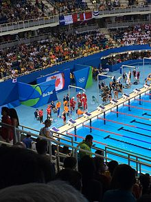 Swimming at the 2016 Summer Olympics – Women's 4 × 100 ...