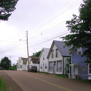 River John, Nova Scotia Unincorporated village and surrounding rural areas in Nova Scotia, Canada