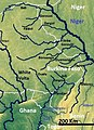 River Niger Tributaries from Burkina Faso OSM.jpg