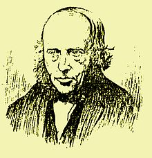 Robert Davidson (1804 1894) - ) was a Scottish inventor who built the first known electric locomotive in 1837.jpg