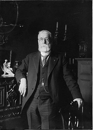 Robert Underwood Johnson - Robert Underwood Johnson in 1920