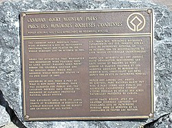 Rocky Mountain World Heritage Site Plaque.jpg
