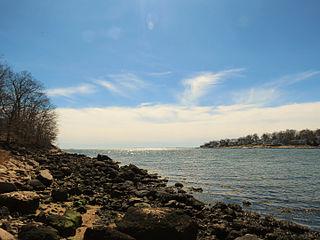 Rocky Neck State Park Public recreation area in Connecticut, US