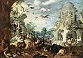 Roelant Savery - Landscape with Wild Beasts - WGA20891.jpg