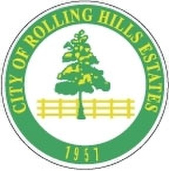 Rolling Hills Estates, California - Image: Rolling Hills Estates seal