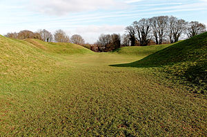 Cirencester - The Roman amphitheatre