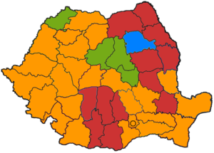European Parliament election, 2007 (Romania) - Image: Romania european elections 2007