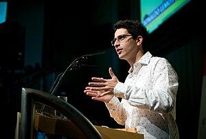 Ronaldo Lemos - Ronaldo Lemos speaking at Prix Ars Electronica