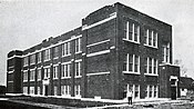 Roseland Christian School Current Building 1929.jpg