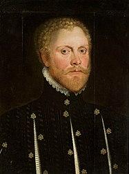 Portrait of John of Pernstein.