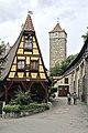 Rothenburg-ob-der-Tauber, murallas 04.jpg