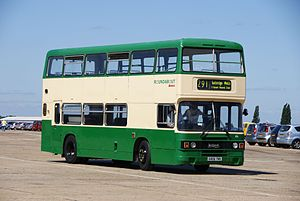 Roundabout Buses bus 106 (G806 TMX), 2010 North Weald bus rally.jpg
