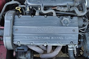 Rover 214 Si engine.jpg