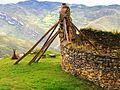 Ruïnes de Kuelap amb el paisatge04.jpg
