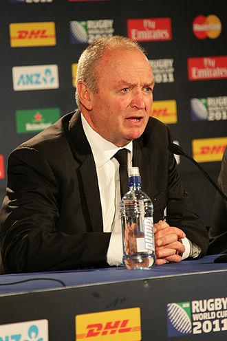 Graham Henry - Henry in 2011
