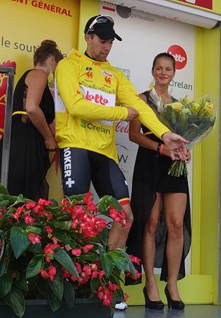 Rumillies (Tournai) - Tour de Wallonie, étape 1, 26 juillet 2014, arrivée (C07).JPG