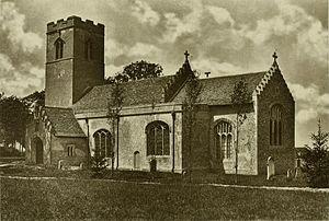 Rushbrooke with Rougham - Image: Rushbrooke Parish Church