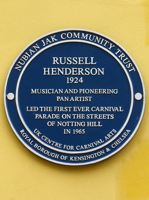 Russell henderson (nubian jak)