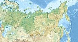 Situo de Moskvo enkadre de Rusio