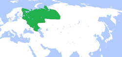 Location of ķeizarvalsts
