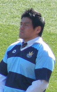 Ryō Yamamura Rugby player