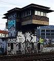 S-Bahnhof Frankfurter Allee, Stellwerk, Berlin-Friedrichshain.jpg