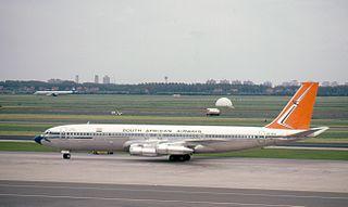 South African Airways Flight 228