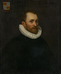 Portrait of Gerrit Pietersz. Bicker (1554-1604)