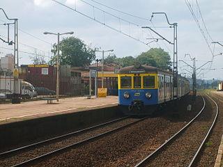 Gdynia Chylonia railway station