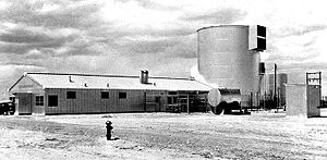 Army Nuclear Power Program -  SL-1   NRTS, Idaho
