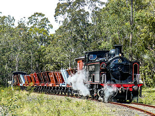 Richmond Vale Railway Museum Railway museum in New South Wales, Australia