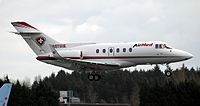 N811AM - H25B - National Airlines