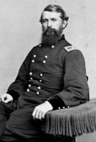 Elizabethton, Tennessee - Rear Admiral/<br />Brevet Major General<br />Samuel P. Carter