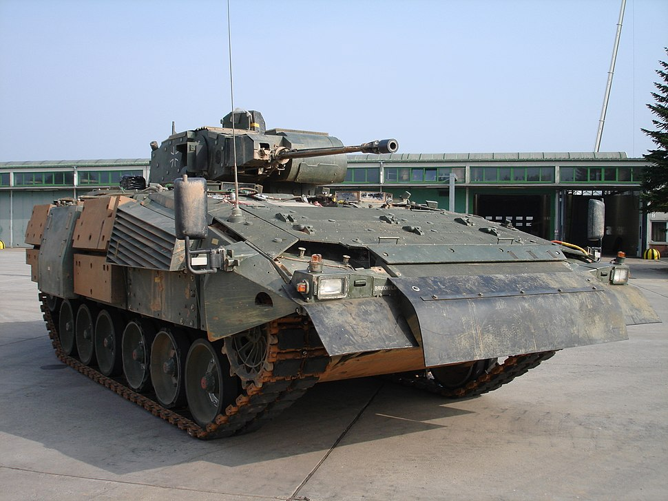 SPz Puma Mobilit%C3%A4tsversuchfahrzeug VS2