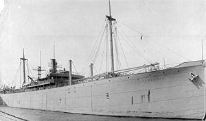 SS El Capitan (1917) - Image: SS El Capitan (1917)