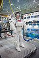 STS-130 Training Neutral Buoyancy Laboratory Patrick 1.jpg